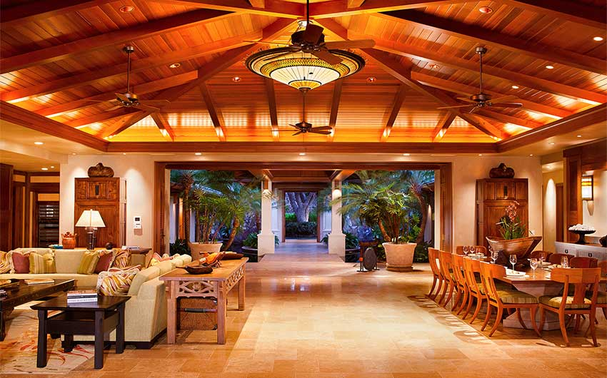 Kukio Estate House Kona Hawaii & Kukio Estate House Kona Hawaii | Lila Friday | California New ...